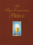 My First Communion Bible (Burgundy)