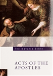 Navarre Bible : Acts Of The Apostles