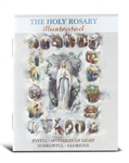 Holy Rosary Illustrated , The
