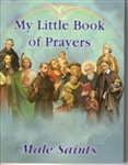 My Little Book of Prayers: Male Saints