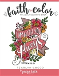 Faith in Color: An Adult Coloring Book
