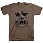 No Victory  Adult T-Shirt