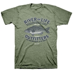 River of Life Adult T-Shirt