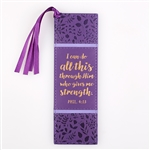 Bookmark - I Can Do All This (Philippians 4:13)