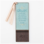 Bookmark - Blessed Is She Who Has Believed