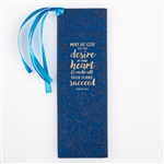 Bookmark - May He Give Your Heart (Psalm 20:4)