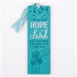 Bookmark - Those Who Hope In The Lord