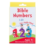 Bible Numbers Boxed Cards