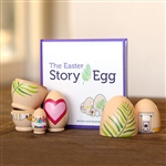 Easter Story Egg, The