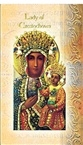 Biography Card Our Lady of Czestochowa