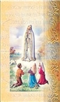 Biography Card Lady of Fatima