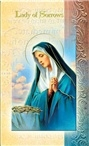 Biography Card Lady of Sorrows