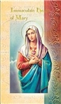 Biography Card Immaculate Heart of Mary