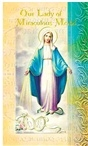 Biography Card Our Lady of the Miraculous Medal
