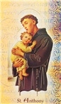 Biography Card St. Anthony