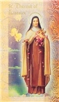 Biography Card St. Therese of Lisieux