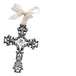 Cross Filigree Baptism