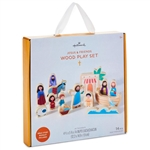 Wood Play Set: Jesus and Friends (14-Piece)