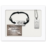 Confirmation Jewelry Set Cross