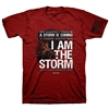 I am the Storm Adult T-Shirt