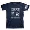 Freedom Flag Adult T-Shirt