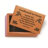 Confirmation Keepsake Box Wood Laser