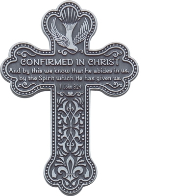 Confirmation Wall Cross Confirmed i