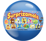 Surprizamals: Noah's Arc Edition (Collectible Plush Animals)