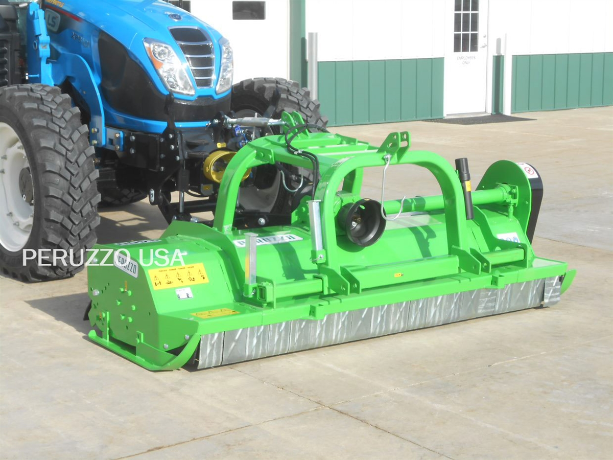 "Peruzzo 63"" Rear or Front Mount Flail Mulcher"