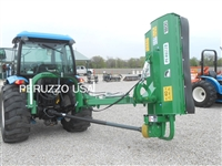 "Peruzzo Bull Cross 1800E, 72"" Side Trim Flail Mower"