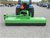 "Peruzzo Bull 2000 Flail Mower w/24"" Right Offset"