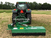Peruzzo Bull Cross 2000E Ditch Bank Flail Mower