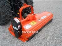 Orange Peruzzo Bull 2000 Flail Mower