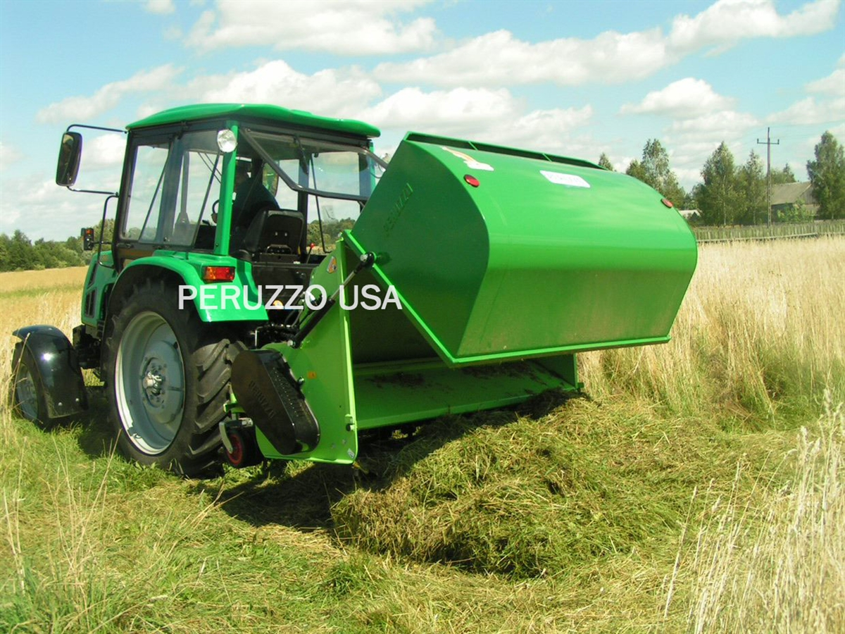 Peruzzo Canguro 1800 Collection Mower