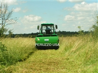 Peruzzo Canguro 1200 Flail Collection Mower