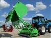 Peruzzo Elephant Model 2200 3PT Collection Flail Mower