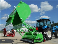 Peruzzo 2200PRO 3PT Collection Flail Mower