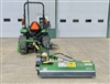 "Peruzzo Fox Cross 47"" Ditch Bank Mower"