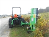 "Peruzzo 60"" Fox Cross 1600 Ditch Bank Flail Mower"