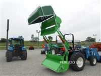 "Peruzzo 1600 60"" Cut, Fraze Collector Flail Mower"