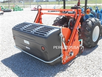 Peruzzo Koala 1600PRO Collection Flail Mower, Orange