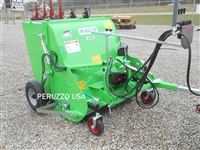 "Peruzzo 60"" Pull Behind Collection Mower"
