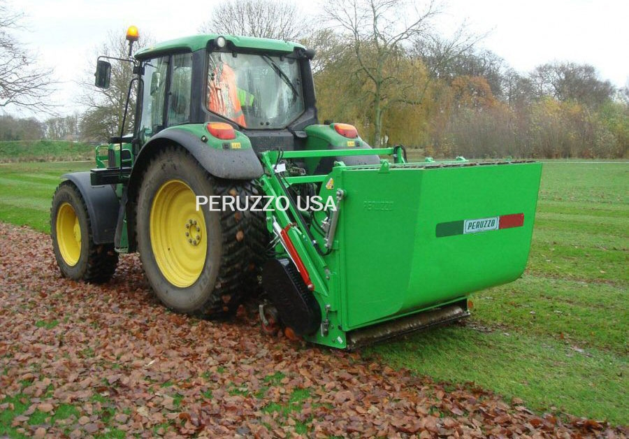 "Peruzzo Panther 1600 63"" Flail Collection Mower"