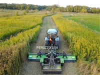 Peruzzo Model 5000 Tri-Flex Flail Mower