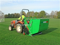 Panther 1600PRO Flail Mower w/Collector Hopper