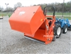 Peruzzo Panther 1600 Flail Collection Mower, Orange