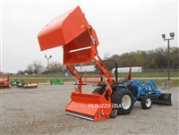 Peruzzo Panther 1800 Collection Flail Mower, Orange!