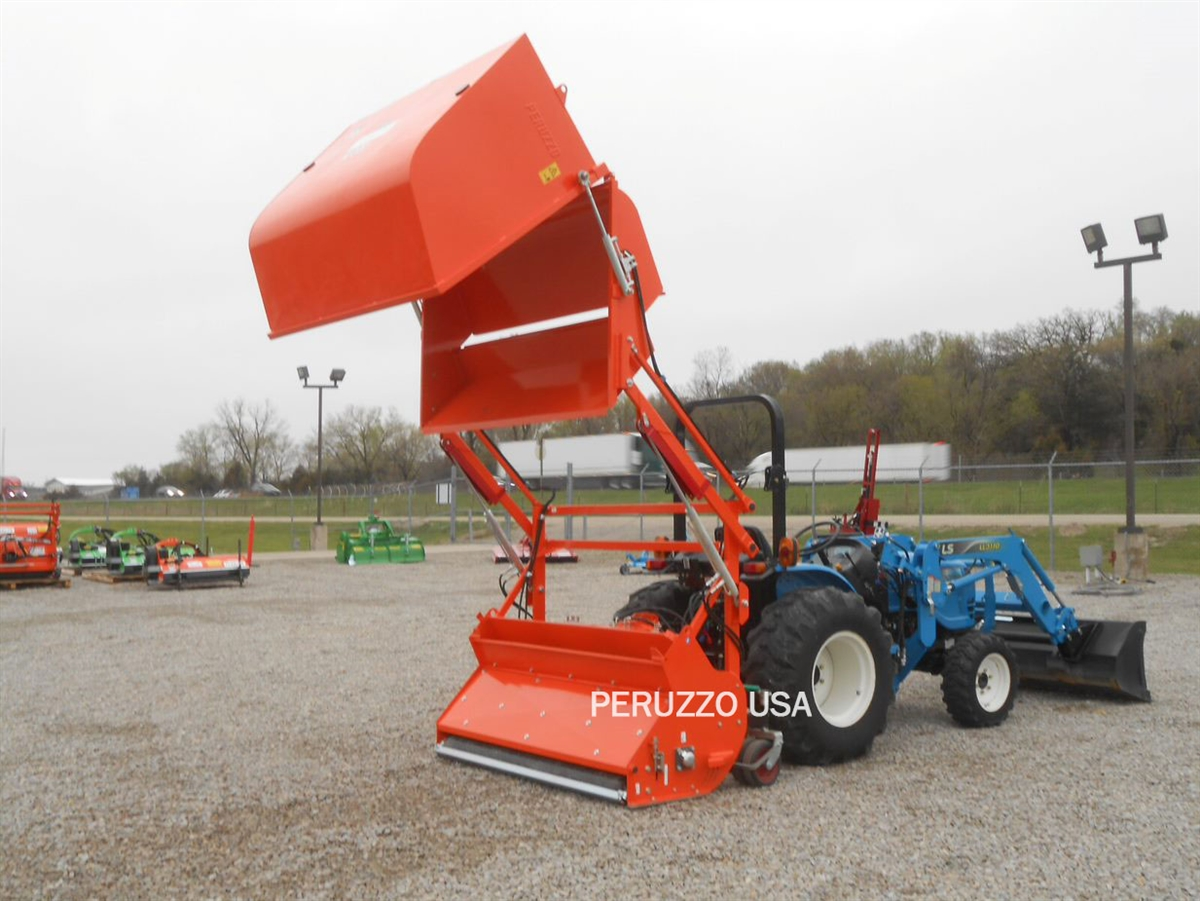 Peruzzo Panther 1800PRO Orange Collection Flail Mower