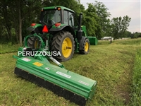 Peruzzo Bull Cross 2200E Offset Flail Mower