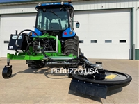 "Peruzzo 24"" Fence Row Trimmer Side Cutter"